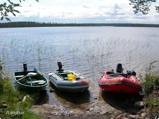 Решили мы отдохнуть на карельских озерах. Рыбки половить. Пожить в почти диких местах. Дорога встретила нас неласково и ничего хорошего не предвещала. фото 12