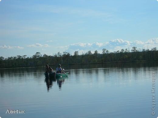Решили мы отдохнуть на карельских озерах. Рыбки половить. Пожить в почти диких местах. Дорога встретила нас неласково и ничего хорошего не предвещала. фото 19