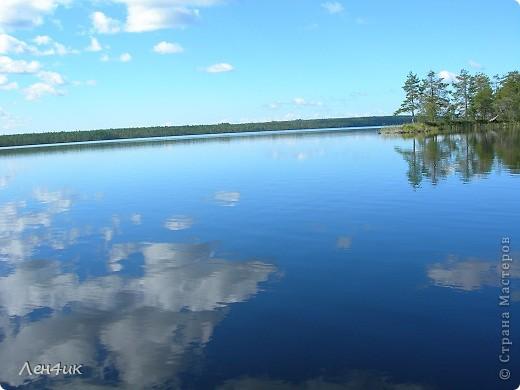 Решили мы отдохнуть на карельских озерах. Рыбки половить. Пожить в почти диких местах. Дорога встретила нас неласково и ничего хорошего не предвещала. фото 15