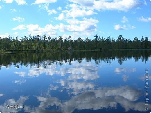 Решили мы отдохнуть на карельских озерах. Рыбки половить. Пожить в почти диких местах. Дорога встретила нас неласково и ничего хорошего не предвещала. фото 16