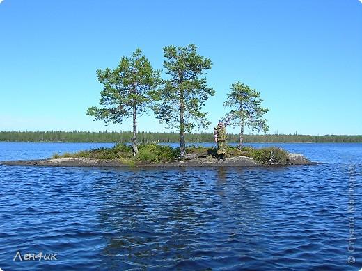 Решили мы отдохнуть на карельских озерах. Рыбки половить. Пожить в почти диких местах. Дорога встретила нас неласково и ничего хорошего не предвещала. фото 18