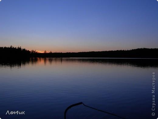 Решили мы отдохнуть на карельских озерах. Рыбки половить. Пожить в почти диких местах. Дорога встретила нас неласково и ничего хорошего не предвещала. фото 34