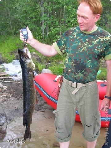 Решили мы отдохнуть на карельских озерах. Рыбки половить. Пожить в почти диких местах. Дорога встретила нас неласково и ничего хорошего не предвещала. фото 40