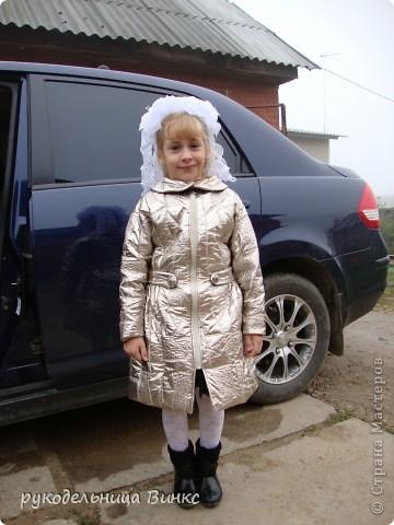 плащик дочке, курточка- сыночку фото 2