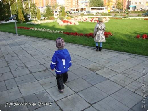 плащик дочке, курточка- сыночку фото 3