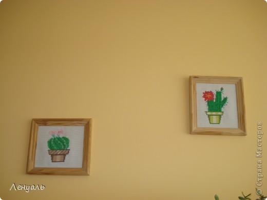Картины вышиты крестиком. фото 1
