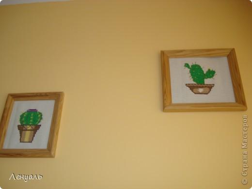 Картины вышиты крестиком. фото 2
