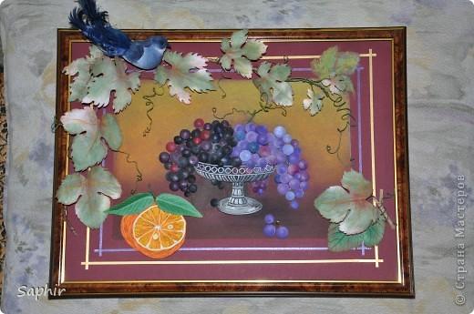 Вот и мой виноград созрел. фото 9
