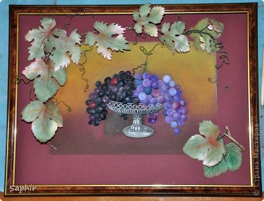 Вот и мой виноград созрел. фото 8