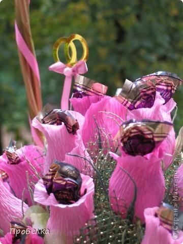 На 37-летнюю годовщину свадьбы сделала заказ в виде корзины с 37 бутонами роз. фото 5