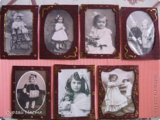 На создание этой серии меня вдохновили фотографии,увиденные в Интернете.От таких очаровательных малышей не могла оторвать глаз.В итоге - новая серия.Вибирайте ! фото 1