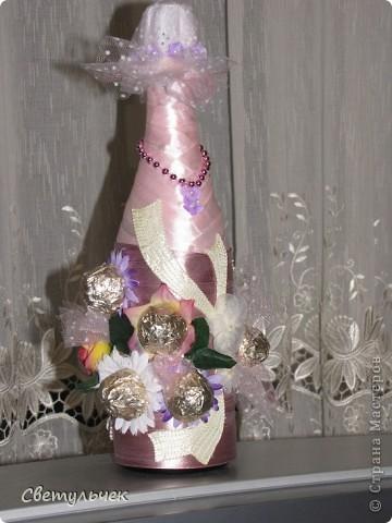 Бутылочка во фраке фото 3