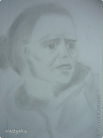 Когда-то еще в школе захотелось попробовать себя в рисовании, ну собственно это то, что получилось)))) Были еще портреты, но они остались в школе)) фото 1