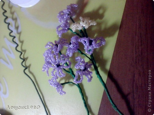 вот такие цветочки я сделала вчера фото 1