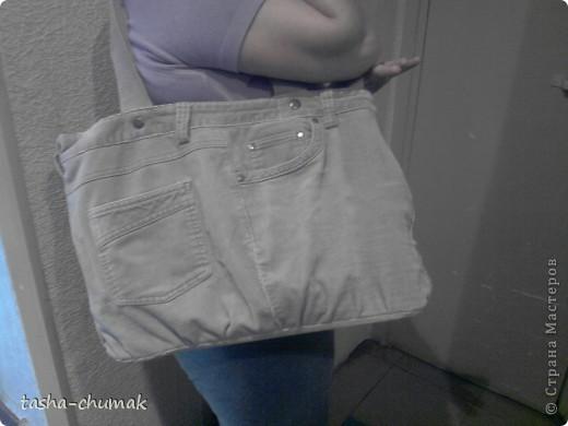 Ну конечно же , я снова порола штаны!!! Ну не смогла я с ними растаться, душой прикипела!!! фото 12