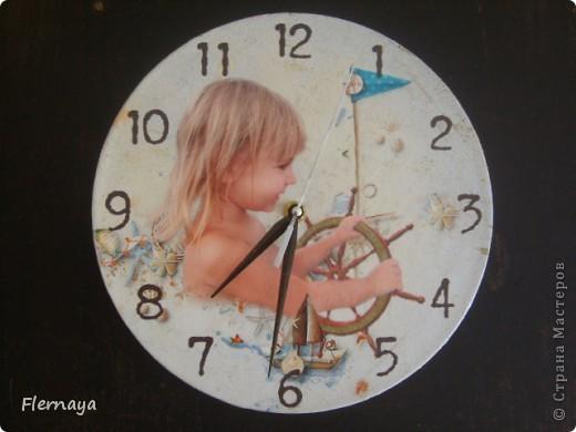 Часы с фото фото 1