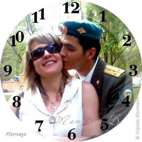 Часы с фото фото 5