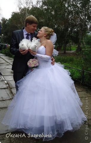 Вот такой набор я сделала на свадьбу своему брату. 23 сентября случилось это знаменательное событие.  фото 11