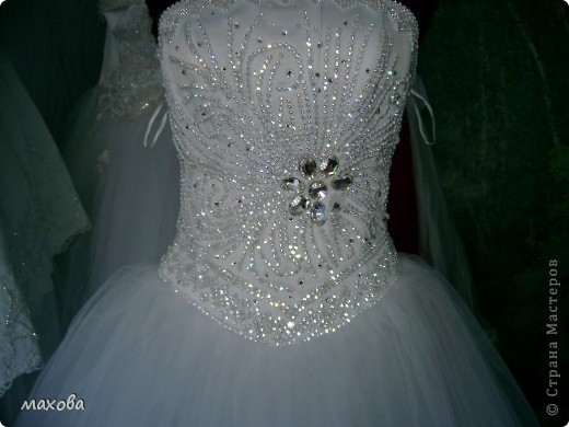 как же украсить такое платьеце? фото 11