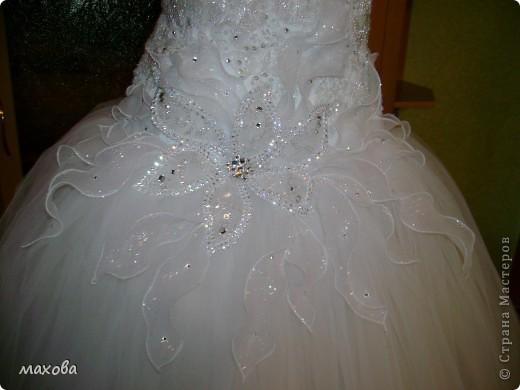 как же украсить такое платьеце? фото 12