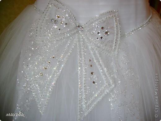 как же украсить такое платьеце? фото 14