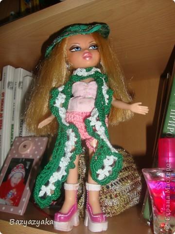 Шарфик для куклы