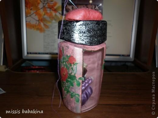 Скоро у подруги день рожденье и она любит вышивать, соорудила ей небольшой подарочек. фото 1