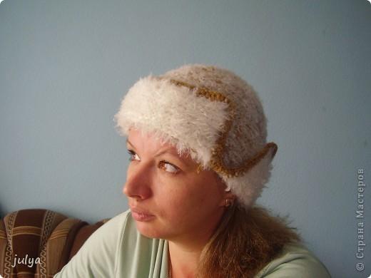 """шапка-ушанка """"хулиганка"""""""