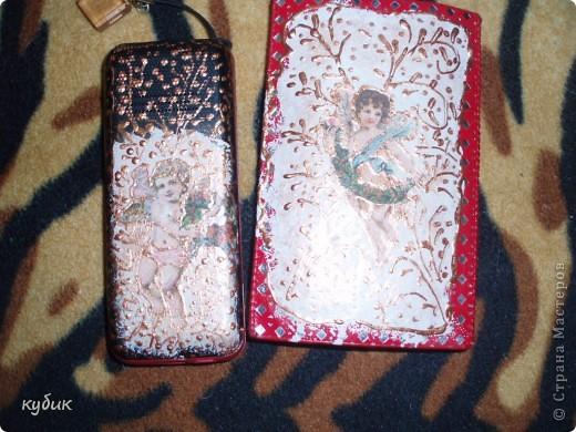 вот такие телефон и чехольчик для него я сделала фото 2