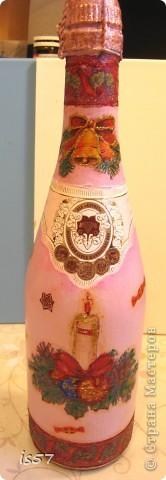 Шкатулка для ниток (декорирование коробки из-под чая) фото 13