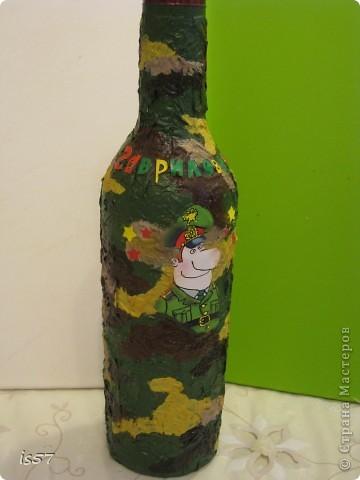 Шкатулка для ниток (декорирование коробки из-под чая) фото 3