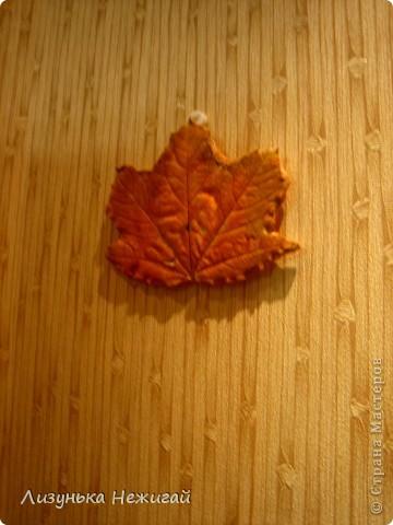 гипсовые листочки клёна фото 8