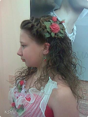 повседневные косички))) фото 3