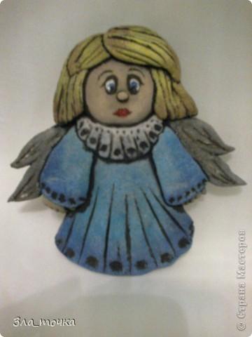 Пичальный ангел)