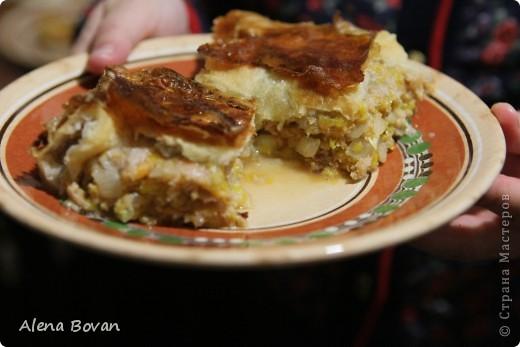 когда собираются мои друзья, просят приготовить это блюдо - шумуш.....  фото 33