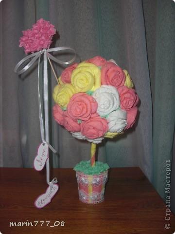 Подарок друзьям)) романтическое дерево! фото 1