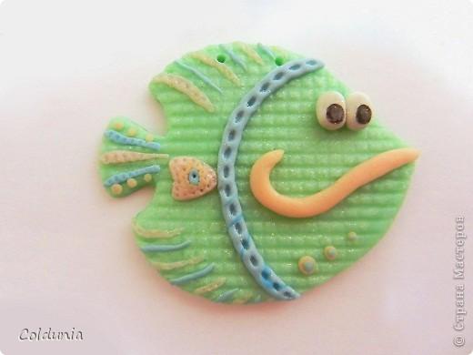 меня всегда восхищали сделанные из пластики тортики,пироженки,конфетки.выглядят они всегда очень аппетитно)так бы и съела))) вдохновленная подобными работами,вчера сделала такие вот сережки)))выглядят вроде неплохо)))) фото 3