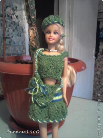 Комплект на Барби фото 1