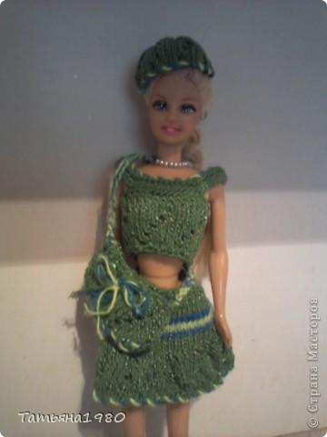Комплект на Барби фото 2