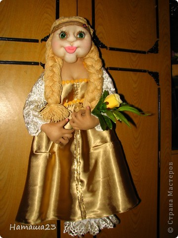Кукла пакетница Аленушка фото 2