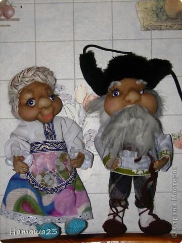 Домовой и его жена Домовиха фото 4