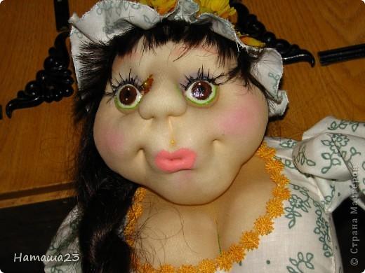 Марфа, куклы пакетница, спасибо всем за идею и МК фото 2