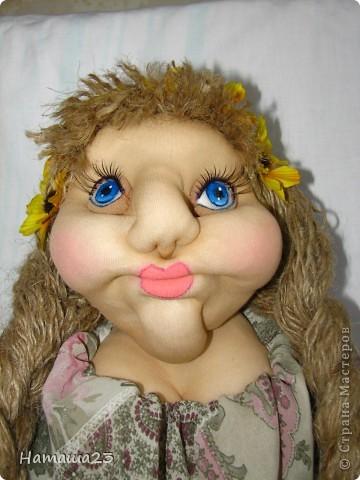 Кукла пакетница Агата фото 1