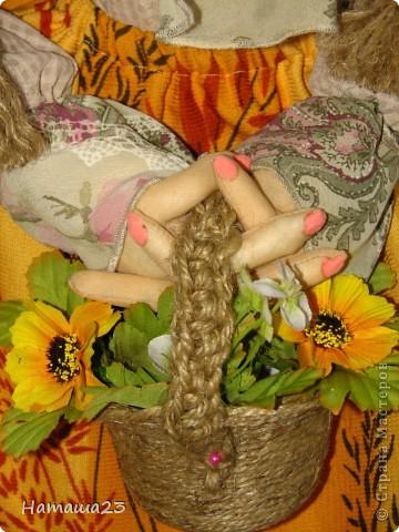 Кукла пакетница Агата фото 4