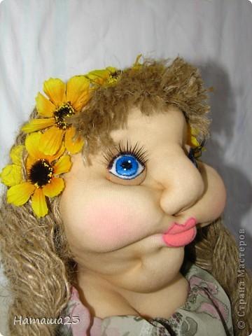 Кукла пакетница Агата фото 3