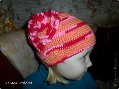 Настала осень! И понадобилась новая шапочка! фото 1