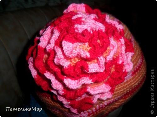 Настала осень! И понадобилась новая шапочка! фото 3