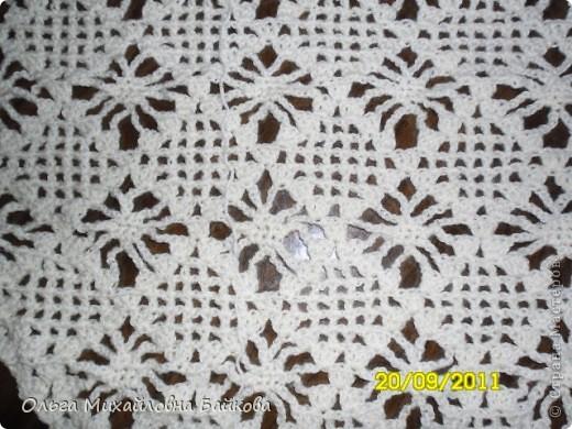 Узор шали. фото 1