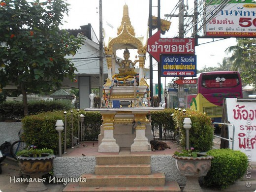 Сегодня выдался свободны день, много гуляла по стране. Увидела много интересных репортажей и фотоотчетов! Насладилась красотой других мест! Решила поделиться своим отчетом и впечатлением от Таиланда фото 4