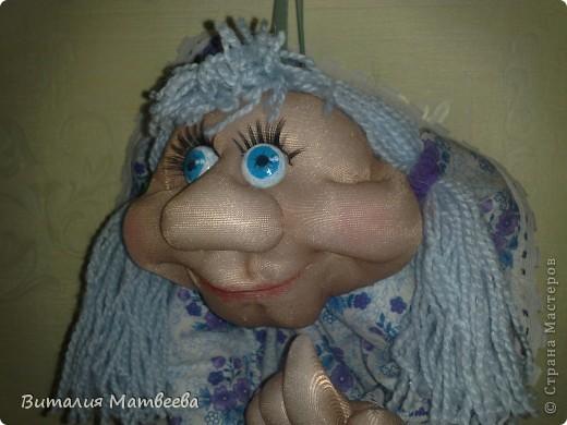 Всем доброго времени суток! Посетив наш сайт моя мама загорелась сделать куклу на удачу. Вот какая миленькая она получилася.  фото 2
